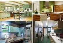 Decoração / Ideias inspiradoras para uma casa (cozinha) cheia de charme