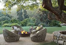 Outdoor Living / by Amelia Parker