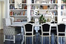 Dining Rooms / by Amelia Parker