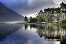 Beautiful Scotland / Scotland is such a beautiful country, with stunning scenery, spectacular mountains and beautiful lochs.