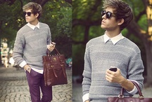 Menswear / Outfits, accessories and tips for men.