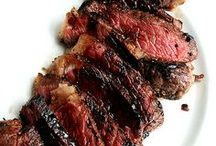 ANOTHER STEAK OUT / We recommend you eat red meat at least once a week - it's packed with iron - a mineral essential for healthy hair growth! / by Philip Kingsley