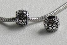 Findings - Beads & Spacers / by Janice Hoffman
