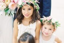 | FLOWER GIRLS | / by Babushka Ballerina