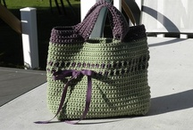 Crochet Purse/Tote Patterns
