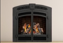 "GD70 Napoleon ""Starfire"" Gas Fireplace / by Fireplace Warehouse ETC"