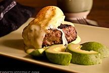 Food Love: Paleo Savoury / by Stephanie Wills