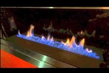 """Regency """"Horizon"""" Gas Fireplaces / The Horizon Series from Regency is available in linear and standard firebox designs.  Various sizes and plenty of options make the Horizon a versatile choice for your home. / by Fireplace Warehouse ETC"""