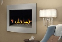 """BGD36CFG Napoleon """"Crystallo Gas Fireplace / by Fireplace Warehouse ETC"""