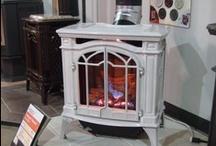 "GDS25 Napoleon ""Bayfield"" Gas Stove / by Fireplace Warehouse ETC"