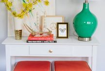 Interiors: Brights  / by Babushka Ballerina