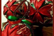 Christmas balls / by Mary Vett
