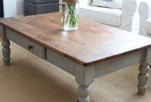 Furniture Restoration / by Sherry Hammer-Casey