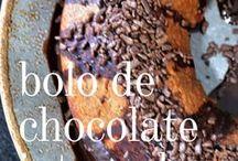 Bolos / Receitas de bolos caseiros, dicas e ideias de decoração em bolos para todas as ocasiões..
