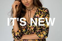 THANKS, IT'S NEW / Newness to the max! This is where you can get your hands on all the latest new dresses, skirts and playsuits to hit Motelrocks.com. Shop the look: http://bit.ly/1Sih8xu