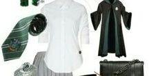 Clothes / Znovu tu přesahují HP fandomy... Ale co čekat od One Geek Girl?