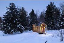 Tiny houses / Petites maisons de voyage