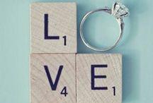 Mots d'amour / Parfois juste quelques mots suffisent