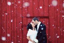 Mariage en Hiver / Romantique et original, le mariage en hiver est chaleureux et se célèbre dans une ambiance romantique et des lueurs tamisées...
