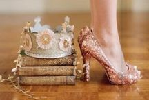 Mariage Conte de fées / Parce que votre histoire est la plus belle et un peu magique...