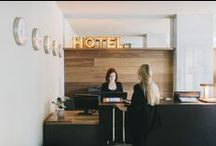 Hotels / Hotels/ Interior Projects by Tarruella Trenchs Studio