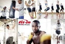Fit-in FitnessClubs Karlsruhe  / Fitness. Wellness. Spot