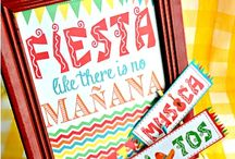 Fiesta Like There's No Manana!  / (P)Inspiration for my 26th birthday party!  / by AFK 87