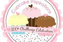 Cupcake Inspirations Challenges
