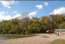 Lyn Valley Conservation Area / Lyn Valley is the CRCA's smallest and one of our busiest Conservation Area. A just 11 hectares in size, it has a great swimming area and one short hiking trail. Facilities include privies, picnic shelter, swimming dock, picnic area and tables.
