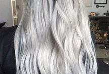 • v l á s k y • / Blonde, long hair, ombre hair, sombre hair etc.