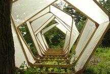 Green houses / Serres