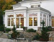 oranżeria. veranda