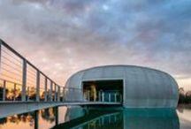 Il #Respiro di #Oxygen / Oxy.gen è una struttura avveniristica a forma di bolla d'#aria, nata da un'idea del gruppo #Zambon e realizzata dall'architetto Michele De Lucchi #AMDL come luogo di #Scienza legato al #Respiro.