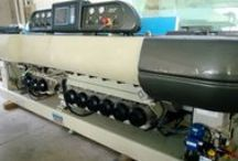 Bevelling machines / machines for bevelling process - photos for informative purpose only