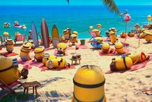 Minions / by Donna Griffiths