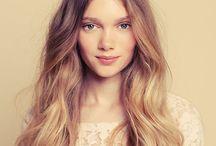 Haare / Hair, Hair color, blonde, style, Haare, beauty,