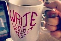 Best Valentine's Gifts for Writers / show your writer some love / by Rocky Mountain Fiction Writers