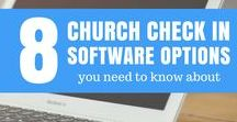 Church Tech / Apps, hacks, digital resources, and tech-savvy ideas for the local church