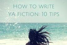 Writing YA / by Rocky Mountain Fiction Writers
