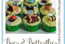 #311-Bugs & Butterflies--DT & Sweet6 / CIC313--Sweet 'n Sassy Sponsor