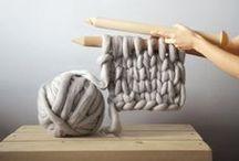 ~ Tricot, crochet, dentelle, etc... ~
