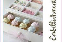 #321--Embellishments--DT & Sweet Six / Sponsor--Polkadoodles