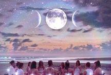 Moon Magic / Moon phase decor, fashion and jewelry