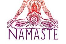 Yoga Inspiration / Resources for living a yoga life