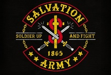 Salvation Army is my church. / Pins about my faith and my church. / by Julie Pearson