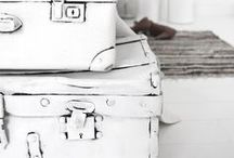 White Things / There is something I love about white. Color does evoke emotion, and white is pure, clean, simple and beautiful.