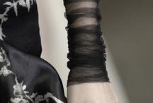 Haute Macabre / Dark couture; goth deliciousness