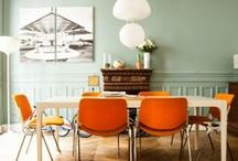 Dining Rooms & Nooks / For consuming and conversing... / by wasabikam