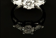 Weddings - Diamonds are a girls best friend..... / Diamonds, Wedding Rings & Bridal Jewelry  / by Killashee
