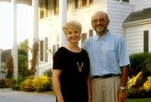 Innkeepers Phil & Gloria Teber / Meet the amazing owner/innkeeper duo that are the magic behind a wonderful visit!